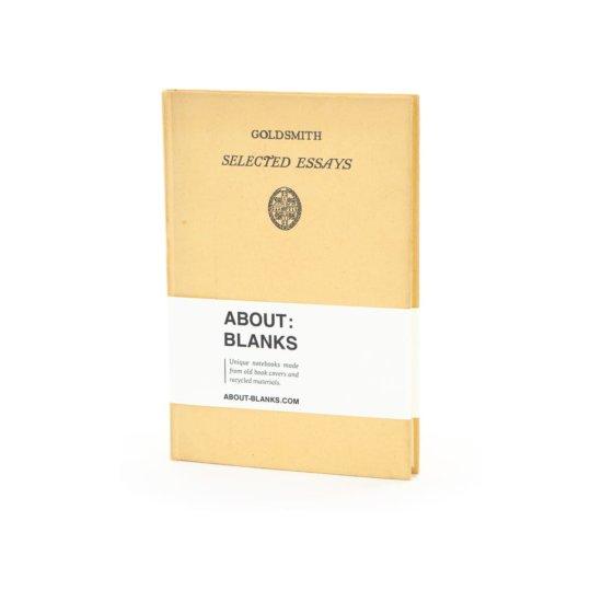 Essays notebook