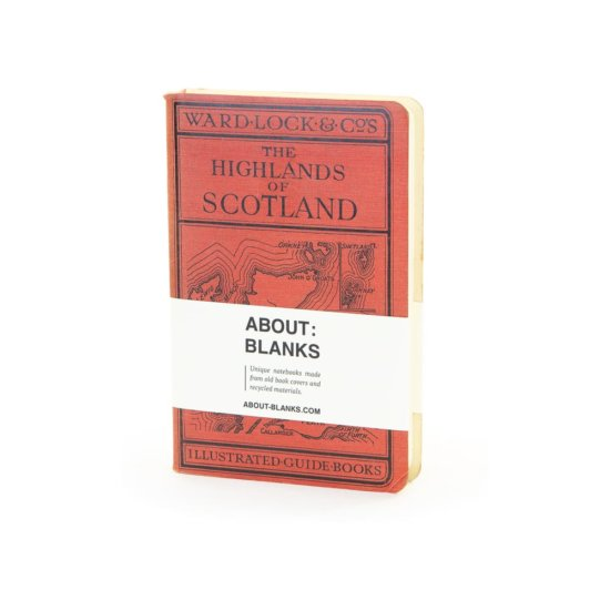 Highlands notebook