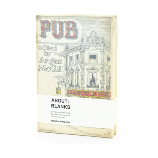 Pub notebook