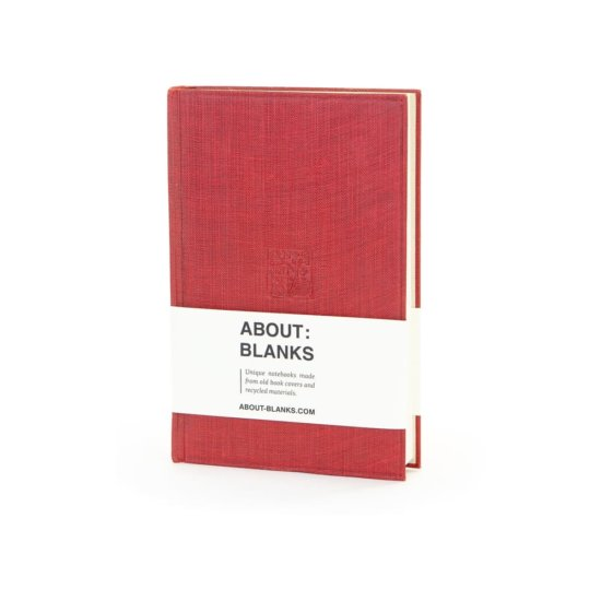 English people notebook