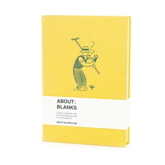 Gardener notebook