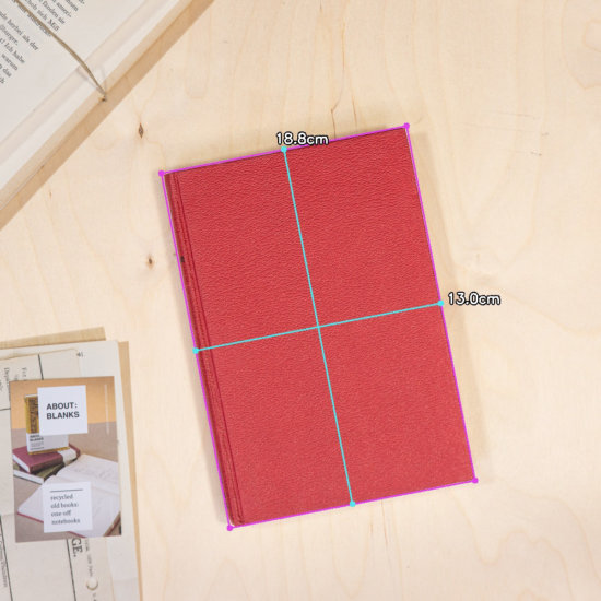 Tomato notebook dimensions