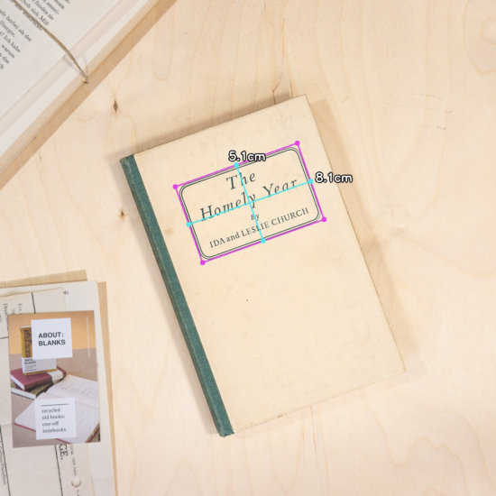 Homely notebook dimensions