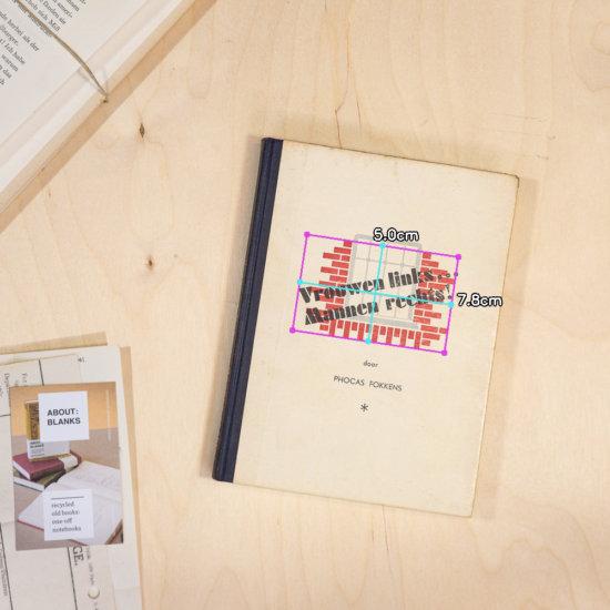 Women & men notebook dimensions