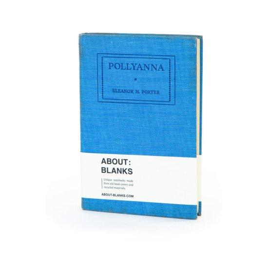 Pollyana notebook