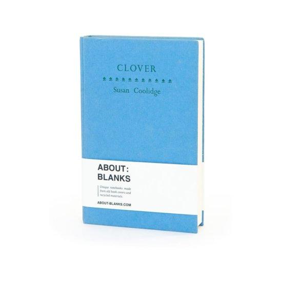 Clover notebook