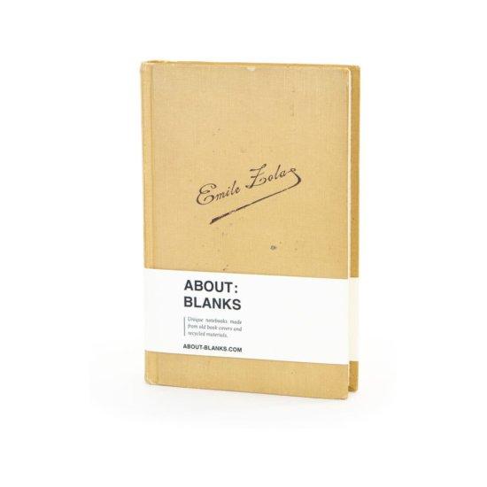 Zola notebook