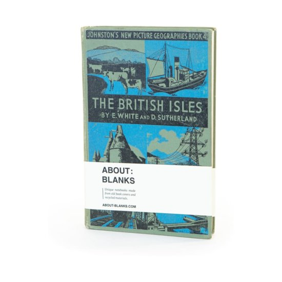Isles notebook
