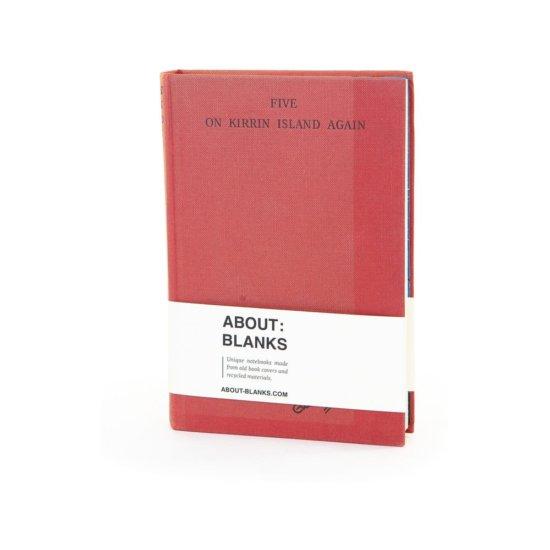 Kirrin island notebook