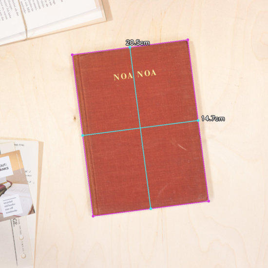 Noa notebook dimensions