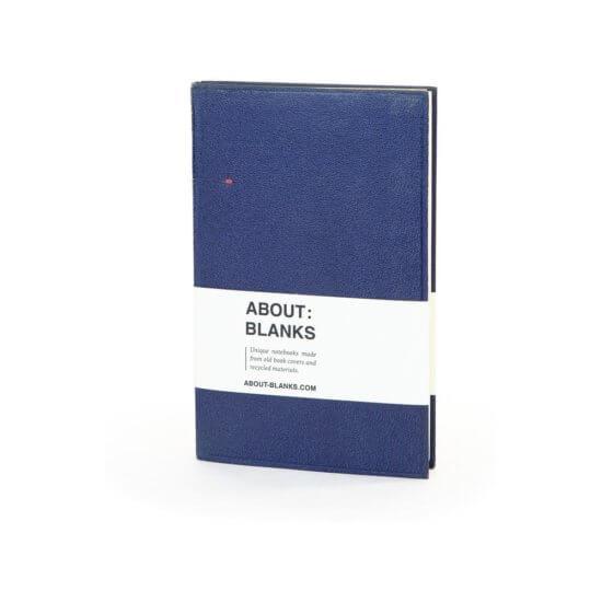 Dickens notebook