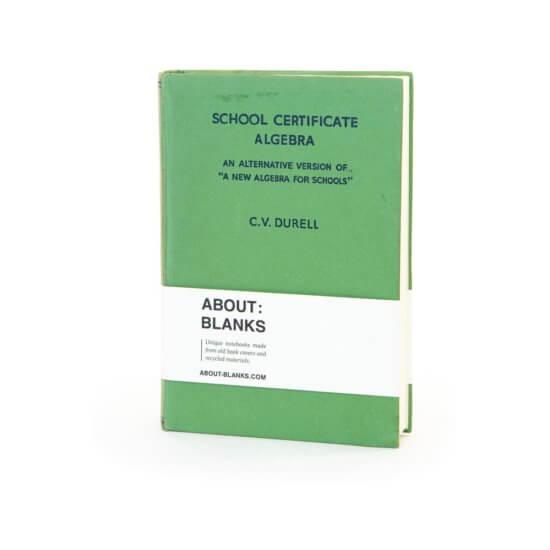 Algebra notebook