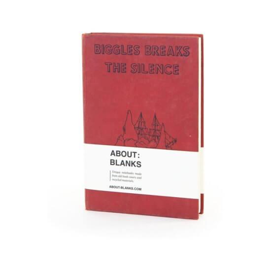 Silence notebook