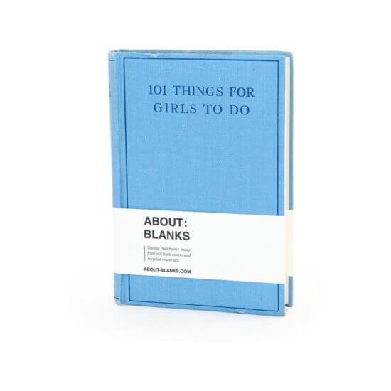 101 girls notebook