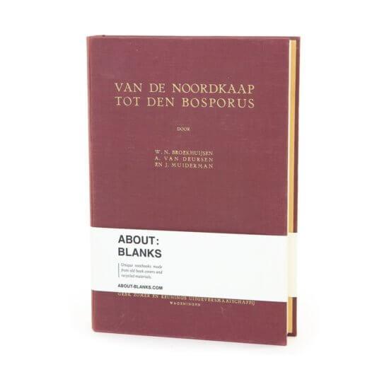 North cape notebook