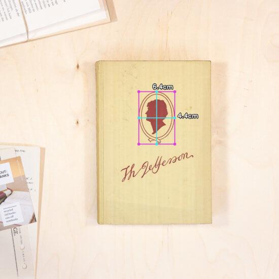 En profil notebook