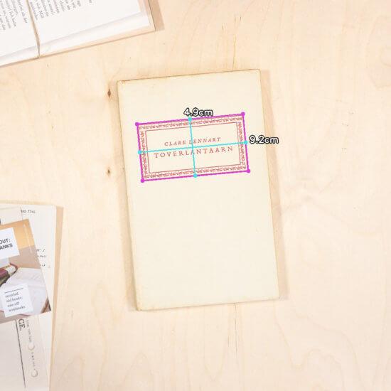 Magic lantern notebook