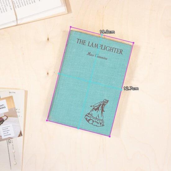 Lamplighter notebook dimensions