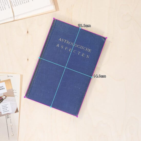 notebook dimensions