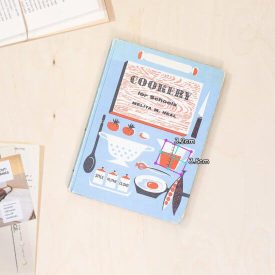 Cookery notebook