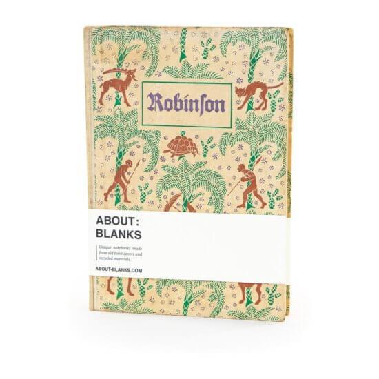 Robinson notebook
