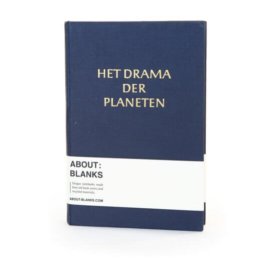 Planets drama notebook