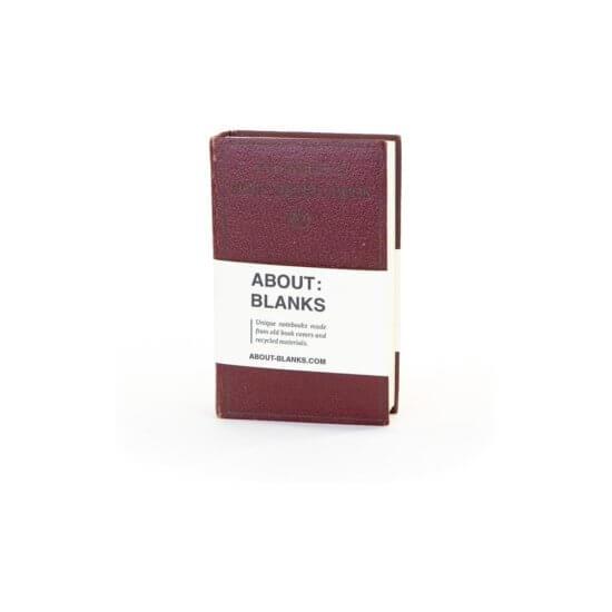 Home recipe notebook