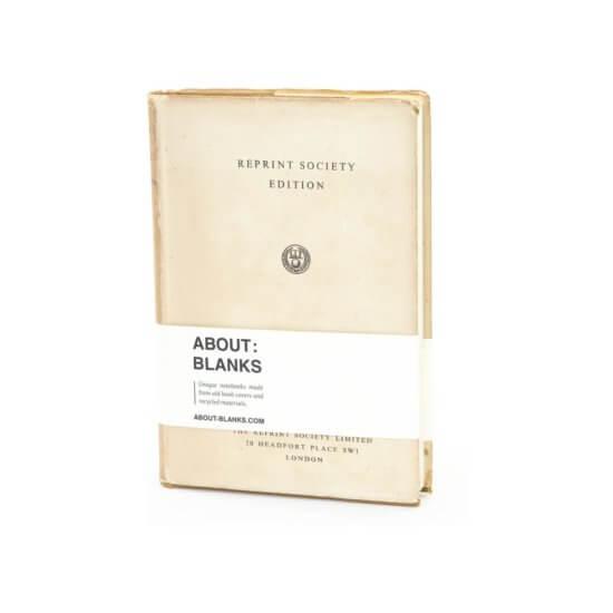 Reprint notebook
