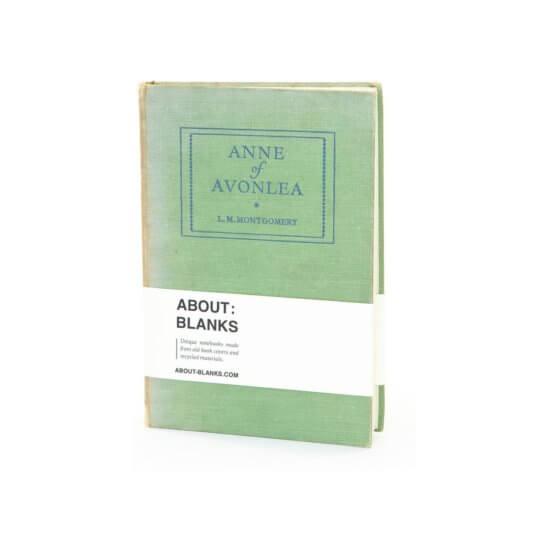 Avonlea notebook