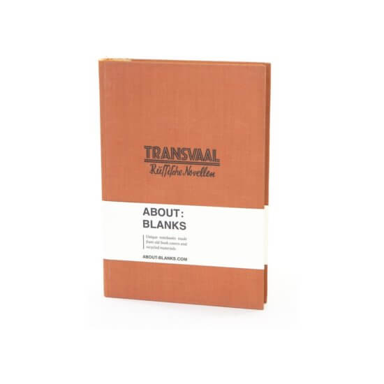 Transvaal notebook