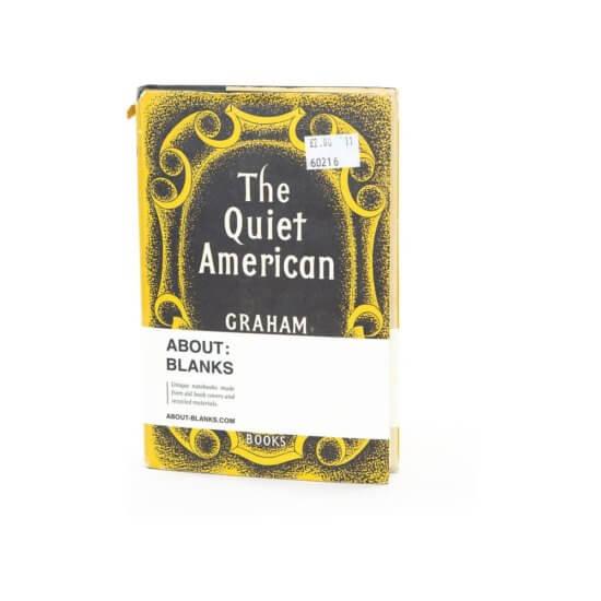 Quiet American notebook