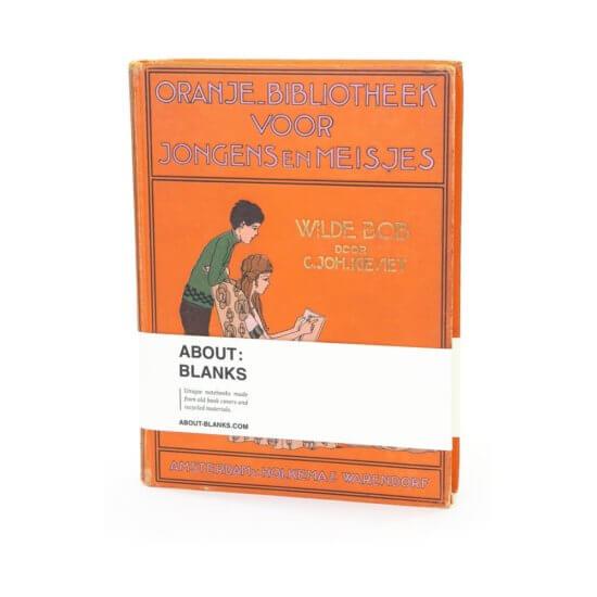 Wild Bob notebook