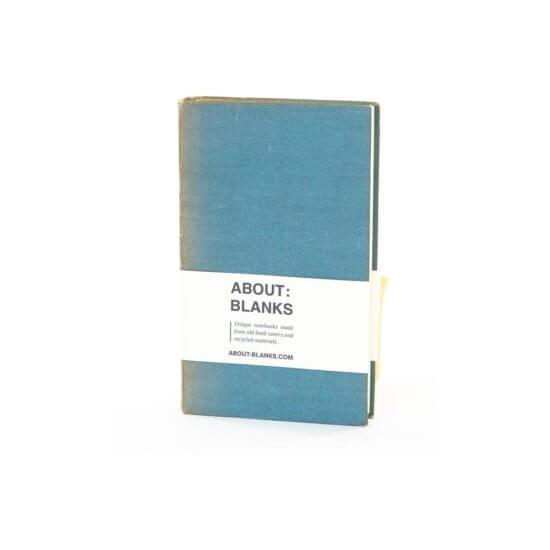 Keats notebook