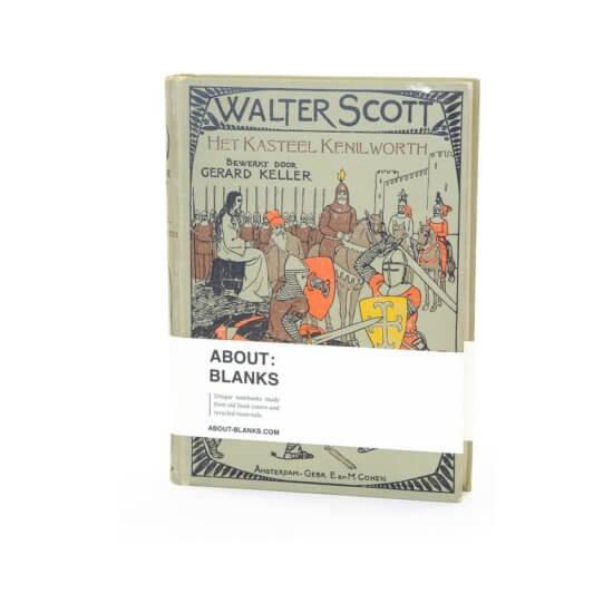 Walter scott notebook