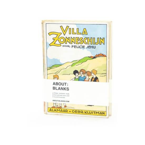 Villa notebook