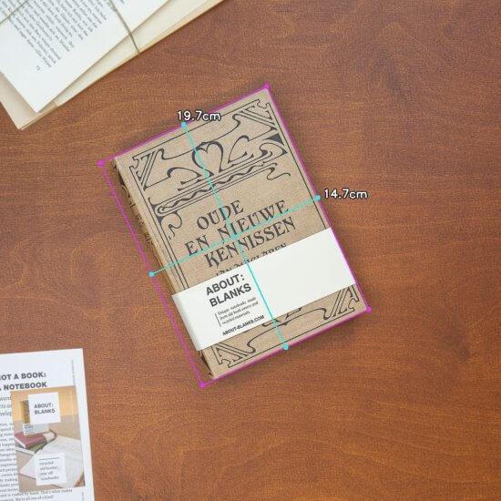 Acquaintances notebook