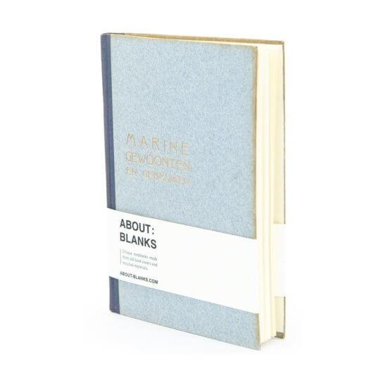 Marine notebook